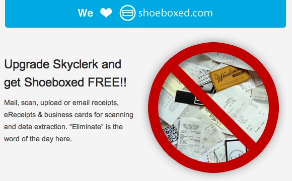 skcylerk and shoeboxed